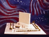 024  PEACE MONUMENT PROPOSAL MODEL FOR A PROJECT IN MEMPHIS, TENNESSEE